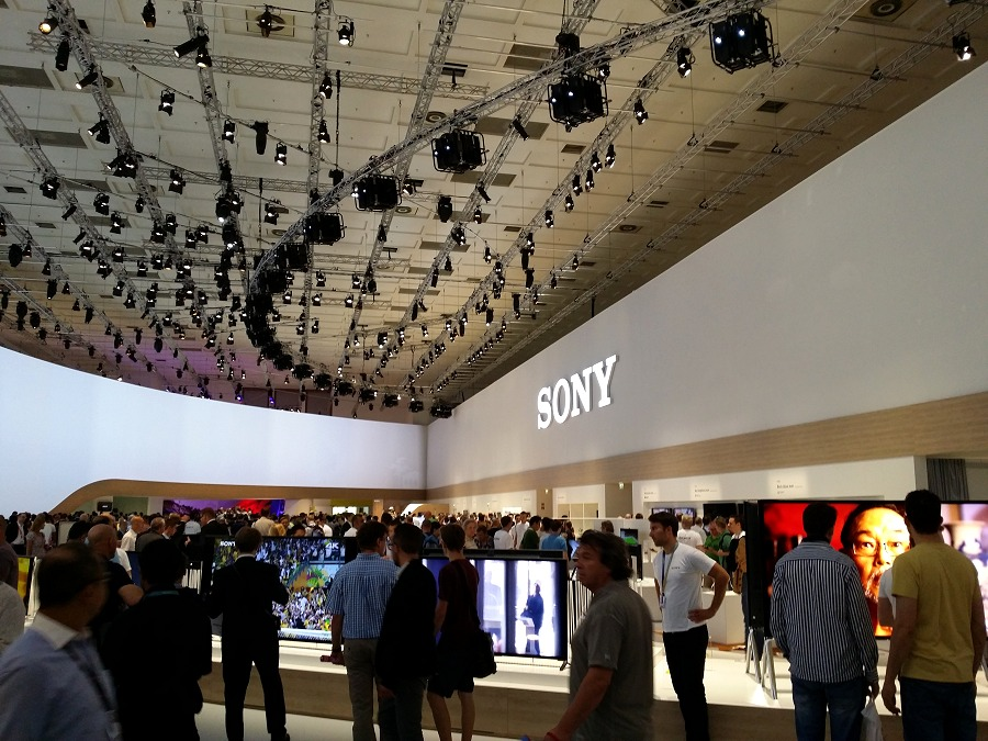 Sony has a huge presence at IFA launching all sorts of new gadgets from mobile devices, to TVs, cameras, audio gear and projectors.