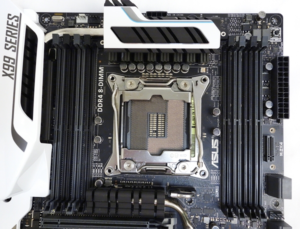 Asus Lga 2011-v3 The Lga 2011-v3 Cpu Socket