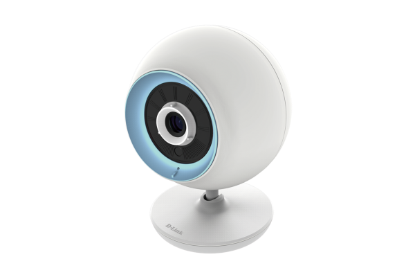 The DCS-820L still provides the quality surveillance parents would require. <br>Image source: D-Link.