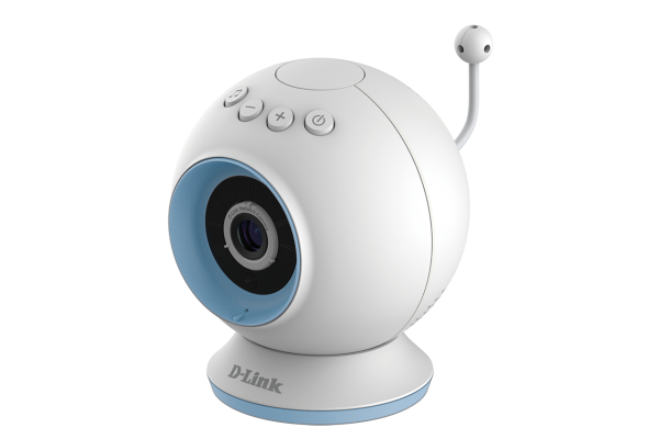 Catch your baby's every move with D-Link's cloud-enabled baby camera. <br>Image source: D-Link.