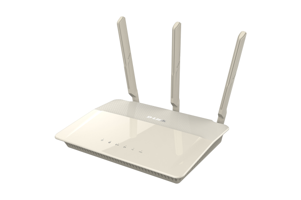 how to get into my dlink router
