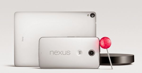 Meet the new additions to Google's Nexus family. <br> Image source: Google Blog.