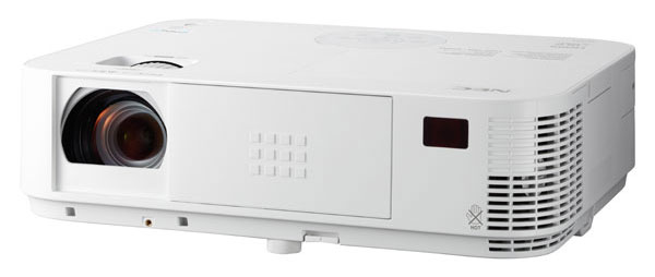 Nec Updates Its M Series Projector Lineup With 6 New Dlp