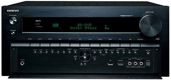 Onkyo's latest receivers let you replicate the Dolby Atmos