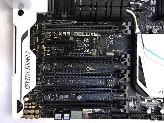 First Looks: ASUS X99-Deluxe motherboard - HardwareZone com sg
