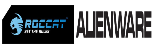 Roccat's known for their gaming peripherals, while Alienware is a maker of premium gaming machines.