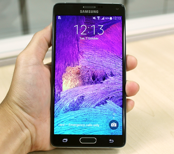 Samsung Galaxy Note 4 4G+: More than big