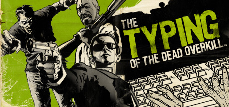 The Typing of the Dead. The only series that teach you typing by killing zombies.