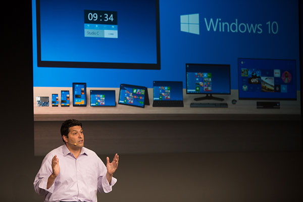 Windows 10 continues Microsoft's vision of Windows everywhere. (Image source: Microsoft.)