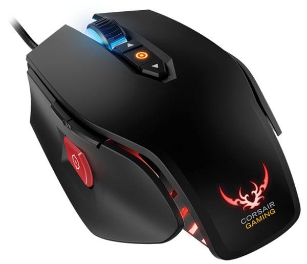 Corsair Gaming's M65 RGB mouse.