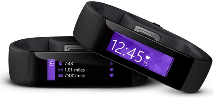 Microsoft joins the wearables market with the fitness ...