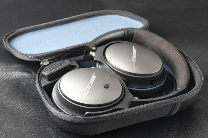 f677bd45312 Bose QuietComfort 25 - A new standard in noise-cancelling headphones ...