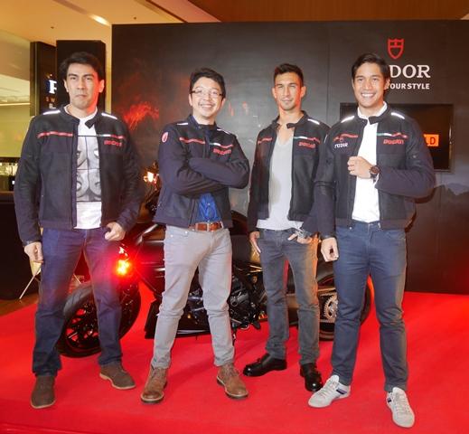 From L-R: Ramon Bautista, RJ Ledesma, Anton del Rosario, and Victor Basa