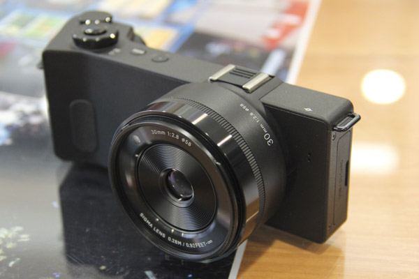 SIGMA dp2 Quattro Camera Driver Download