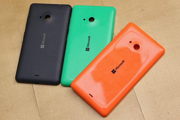 It's not a Nokia: Introducing the Microsoft Lumia 535 - HardwareZone
