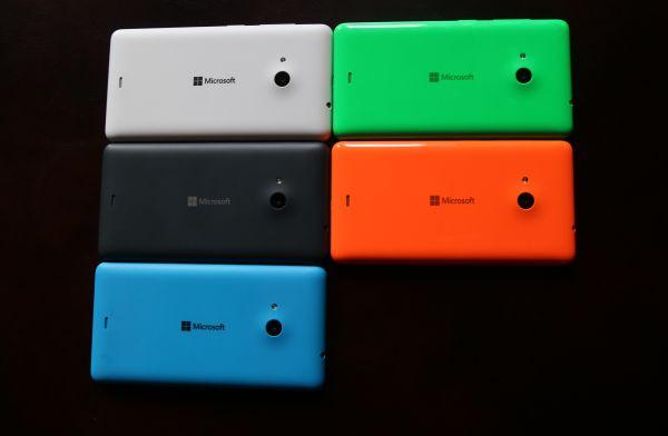 Microsoft showcases the u0026#39;One Experienceu0026#39; and Lumia 535 - HardwareZone ...