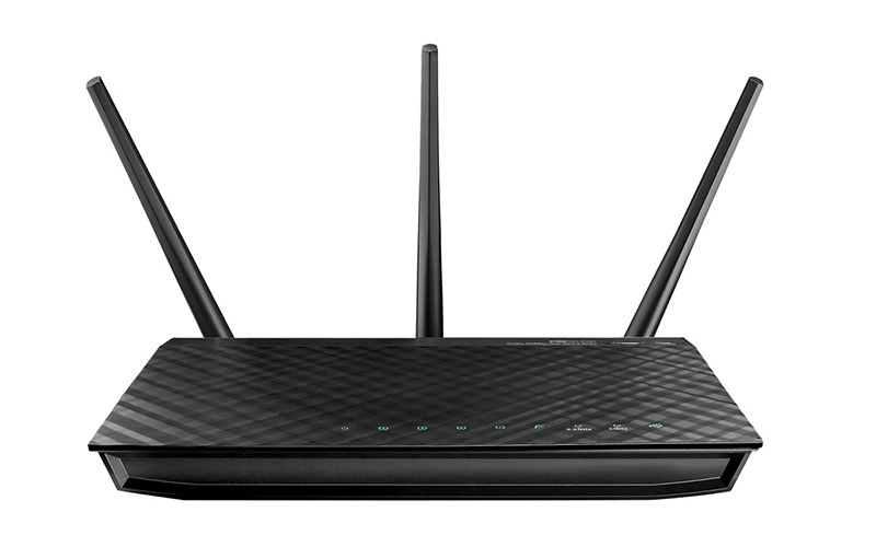 ASUS' RT-AC66U from 2012 was one of the first routers in the market to support Wireless-AC.
