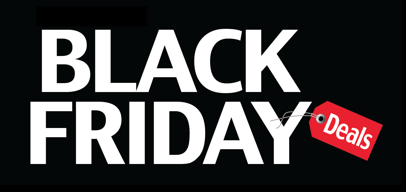Black Friday Thanks for stopping by! Black Friday is now over. Bookmark this page and come back next year to find all the best deals on gifts and popular holiday products.
