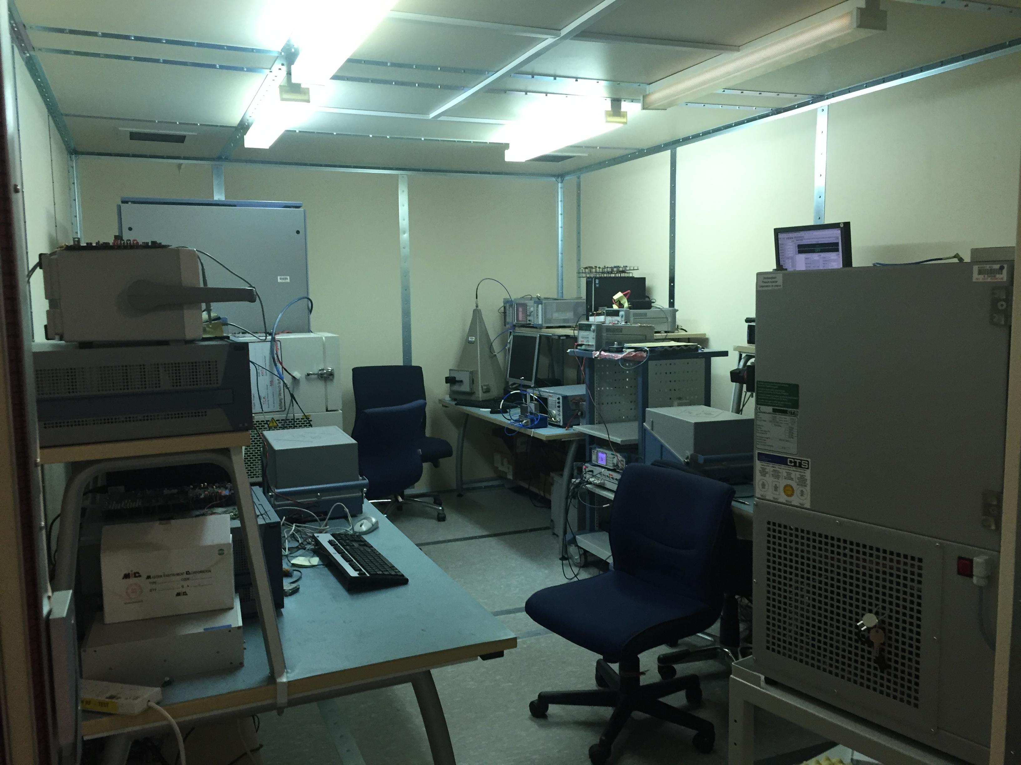 Inside Intel: A peek inside Intel's Singapore labs