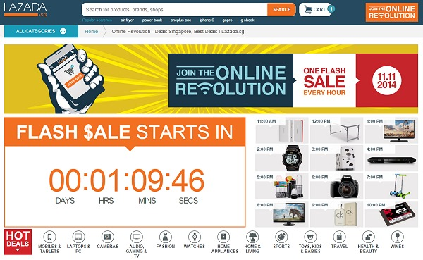 9 tips for getting the best deals in Lazada's Online