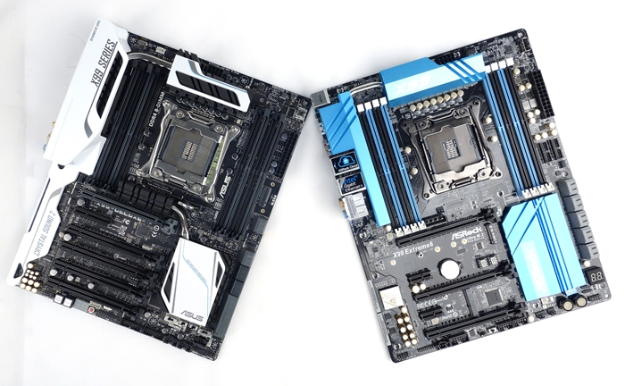 Conclusion : Two Intel X99 motherboards compared: ASUS X99-Deluxe