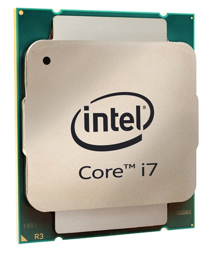 Currently, there are three 4th generation Intel Core i7 Extreme processors; the Core i7-5960X Extreme Edition, Core i7-5930K and Core i7-5820K. (Image source: Intel)