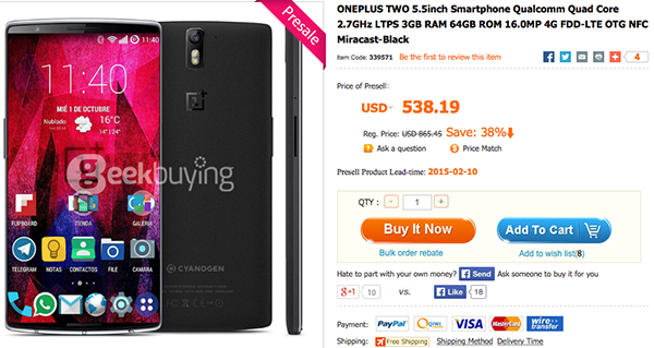 Say this isn 39 t true online retailers list oneplus two for List of online retailers