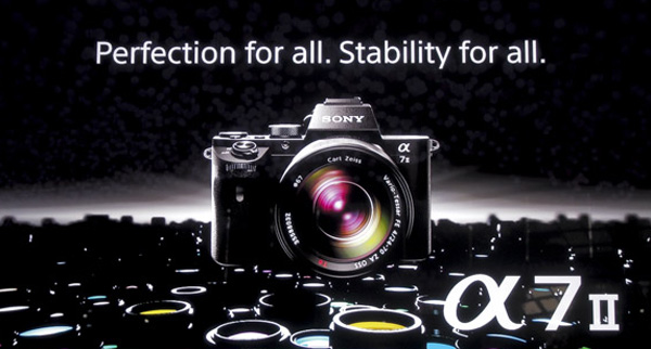First looks: Sony\'s new A7 II full-frame mirrorless camera ...
