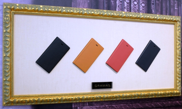 Gramas LC634/LC644 Premium Leather Case series retails for RM380/RM440.