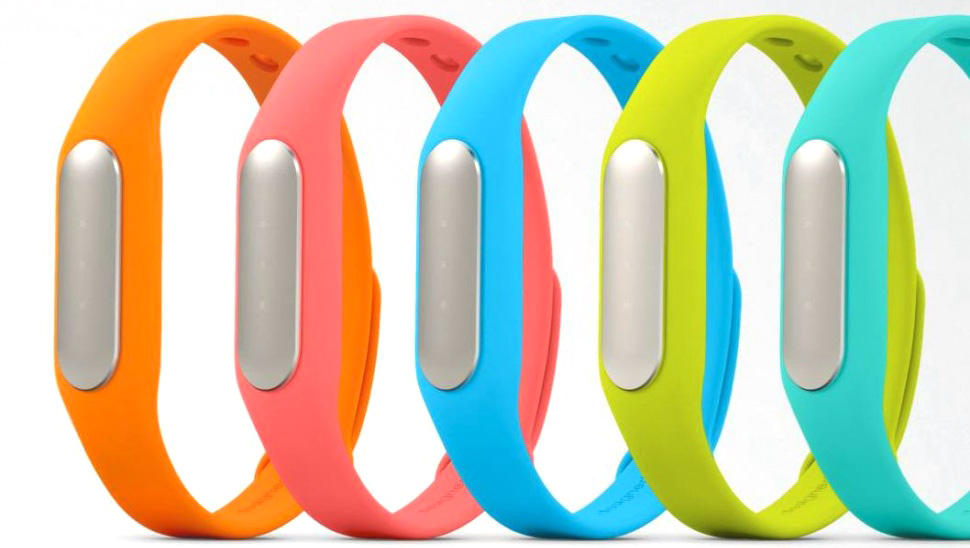 These colorful wrist bands are also available. They remind us of Apple's silicon iPhone cases.