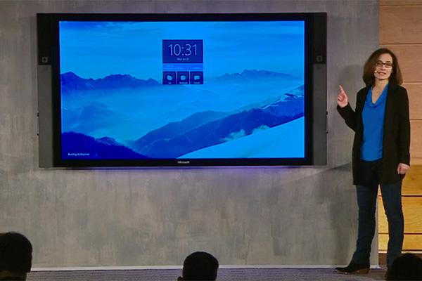 فعلا منتظر تخته هوشمند Surface Hub مایکروسافت نباشید