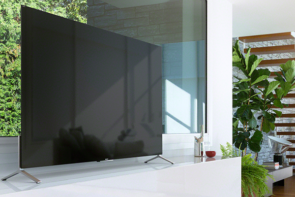 Sony Bravia X9000C 4K TV. (Image source: Sony.)