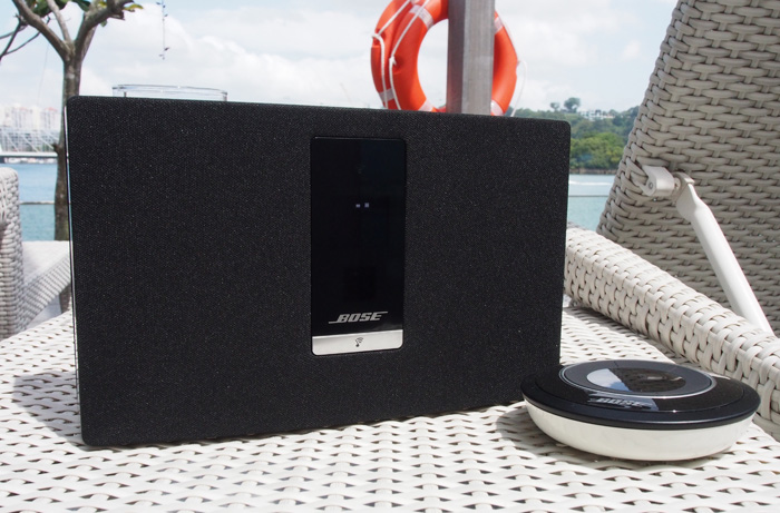 The SoundTouch Portable now comes with a black option.