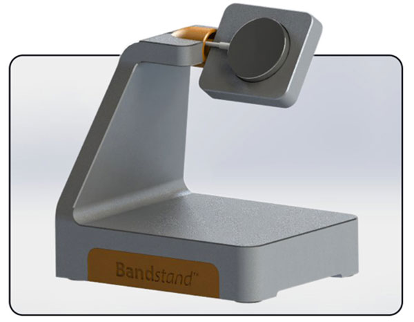 Standzout readies its Bandstand charging dock for the ...