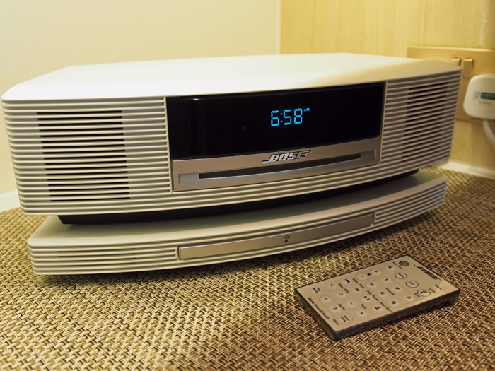 The Wave SoundTouch has the six channels on the remote.