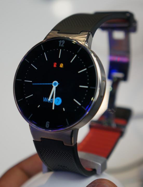ces 2015 alcatel debuts affordable smart