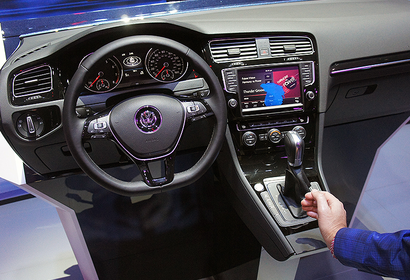 Cars of the future will allow occupants to interact with it using hand gestures. We tried out Volkswagen's system, but found it to be unintuitive to use.