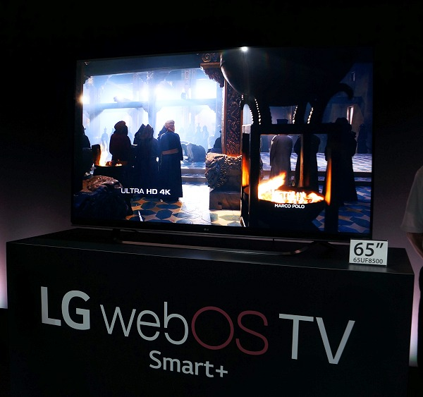 LG's WebOS plays a big part in delivering an easy to use platform for internet TV and Netflix has identified it as an important enough aspect to commission a new Netflix TV Recommendation programme.