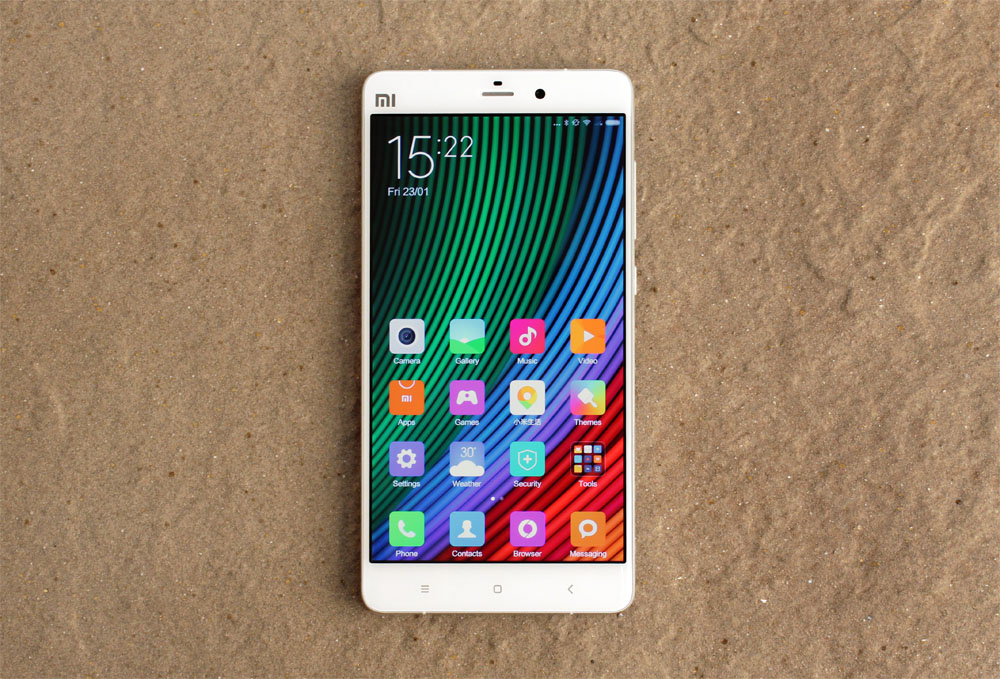 The 9 Month Old Xiaomi Mi Note May Soon Be Replaced By Its Successor