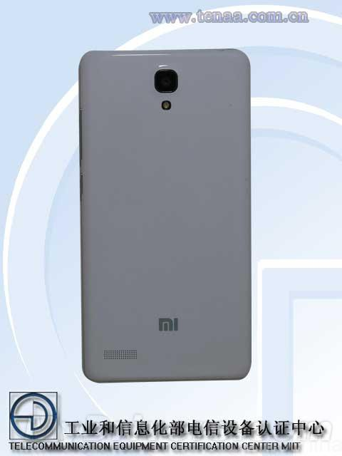 The Xiaomi Redmi Note 2 is listed on TENAA. <br> Image source: TENAA