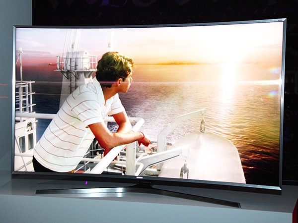Samsung Smart TVs with quantum dot technology announced at a pre-CES