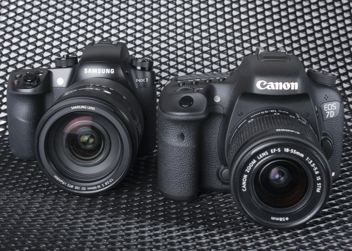 Canon's EOS 7D Mark II and Samsung's NX1 are two of the latest APS-C cameras to have hit the market. First glances seem to suggest the NX1 is the more svelte of the two, but beyond appearances, we intend to find out how both cameras perform in the real world.