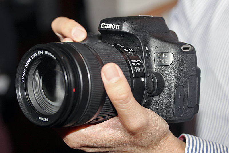 4a03b8c380ddc2 Canon s EOS 750D and 760D entry-level DSLRs pack some pretty high ...
