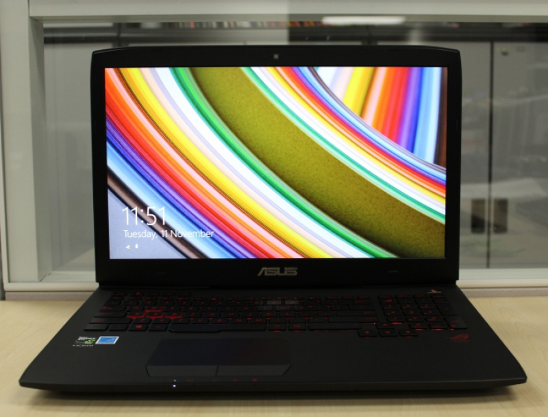 We have previewed the ASUS ROG G751 notebook earlier, now it's time to put it through its paces and evaluate it for good.
