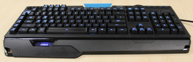If you can overlook some issues, the Logitech G910 is a very good choice for a gaming keyboard.
