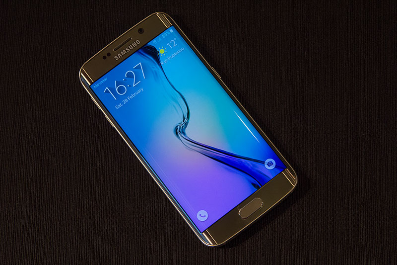 The recently announced Samsung Galaxy S6 and Galaxy S6 Edge (seen above) marked a turning point for the company this year.