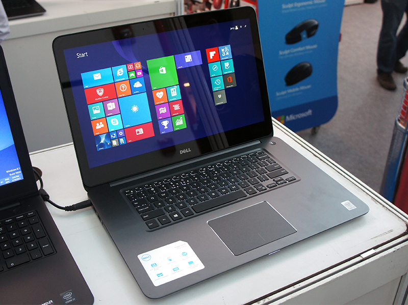 Looking for a notebook with a 4K display? Dell has got you covered with its