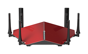 The D-Link DIR-890L router.