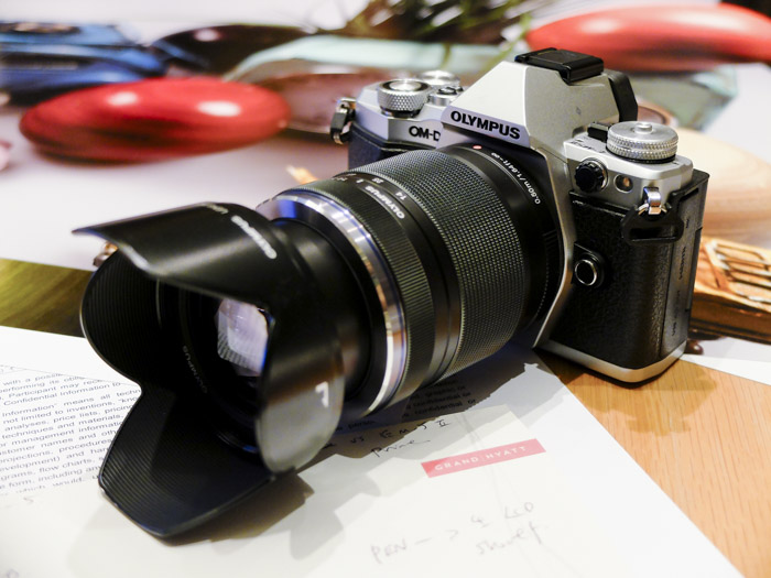 First looks: Olympus OM-D E-M5 Mark II - HardwareZone com sg