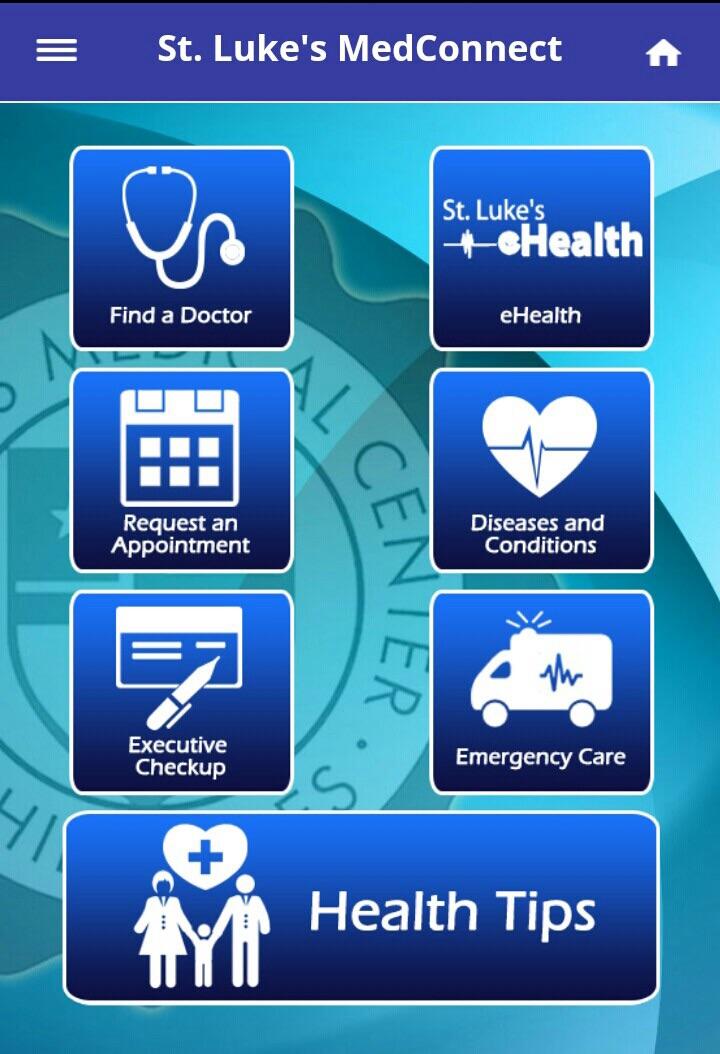St  Luke's Medical Center launches new MedConnect mobile